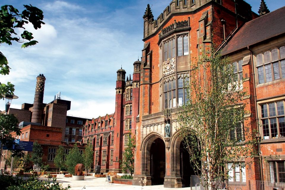 Reino Unido: Becas Para Licenciatura y Posgrado en Diversos Temas Newcastle University London