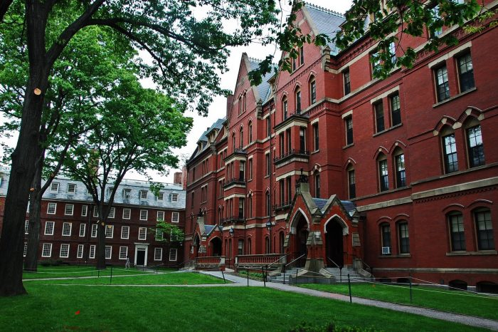 Estados Unidos: Becas Para Incetivos Académicos en Diversos Temas Radcliffe Institute - Harvard University