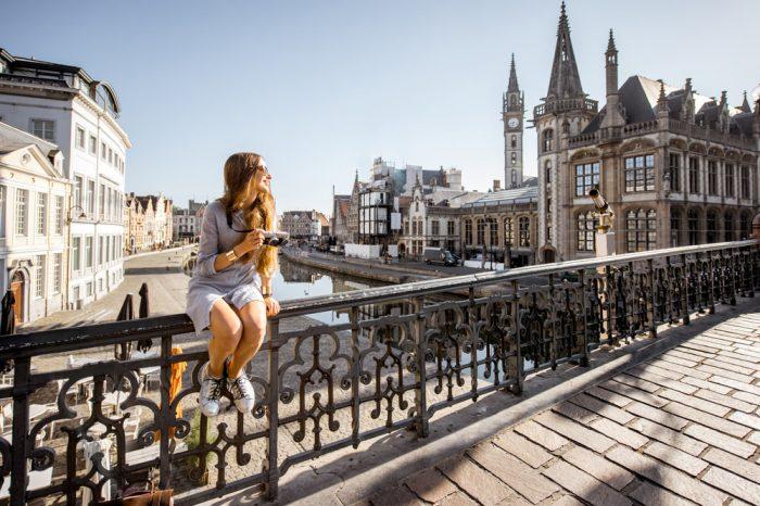 Bélgica: Becas Para Maestría en Diversos Temas BIFTEC Erasmus Mundus